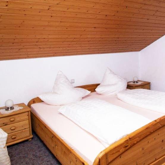 Ferienwohnung Langanki Wohnung Berlin Schlafzimmer