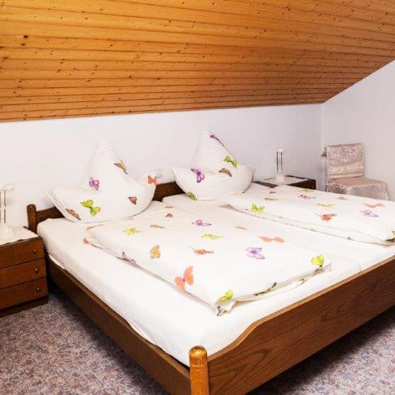 Ferienwohnung Langanki Wohnung Paris Schlafzimmer