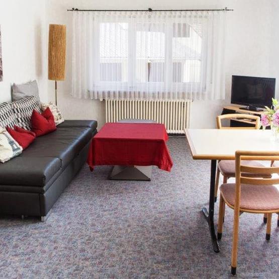 Ferienwohnung Langanki Wohnung Paris Wohnzimmer